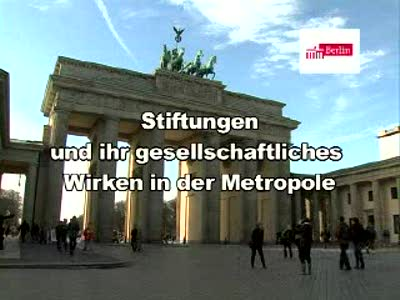 Stiftungen in Berlin